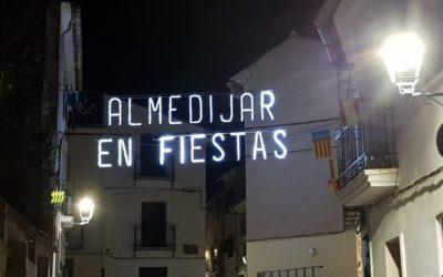 Actuación en Almedíjar