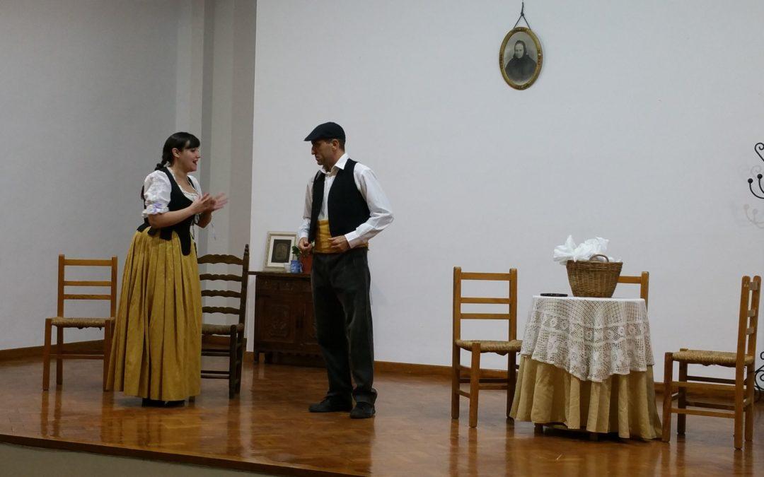 Actuación en Coves de Vinromà