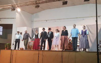 Actuación en Atzeneta